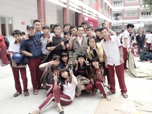 Học sinh ischool Nha Trang